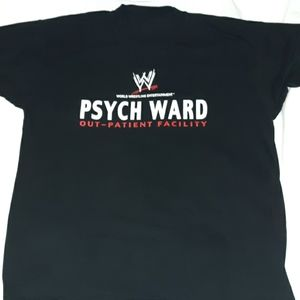 Other - 2002 WWE Psych Ward Out-Patient Facility T-Shirt